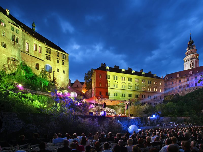 Český Krumlov - The International Music Festival