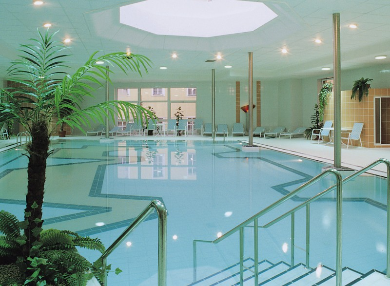 Teplice spa - Beethoven spa building