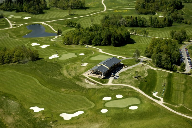 Golf resort Ypsilon