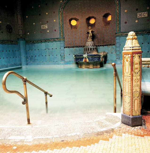 Gellért thermal bath / © Hungarian National Tourist Office