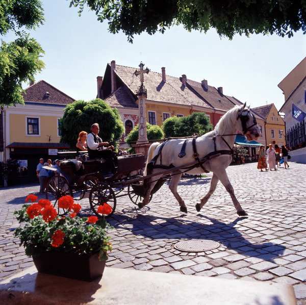 Szentendre / © Hungarian National Tourist Office