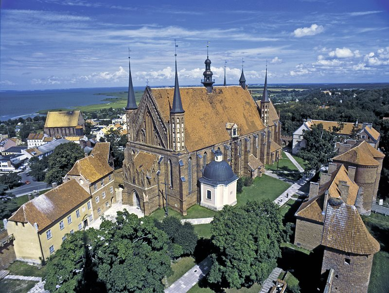 Poland - Frombork Cathedral