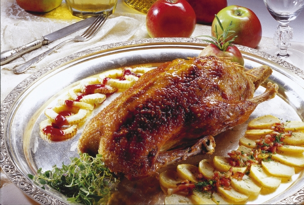 Duck with Apples / © Polish Tourist Organisation