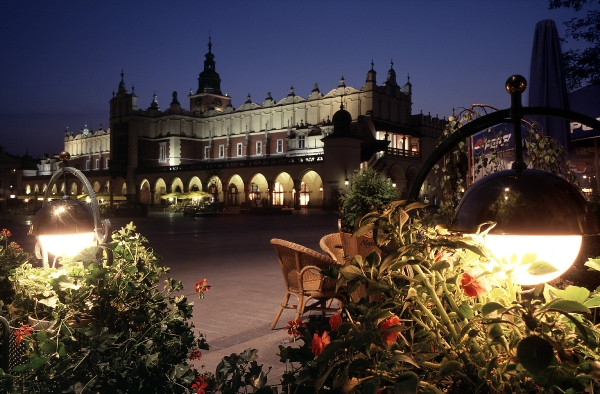 Market square in Kraków / © Polish Tourist Organisation