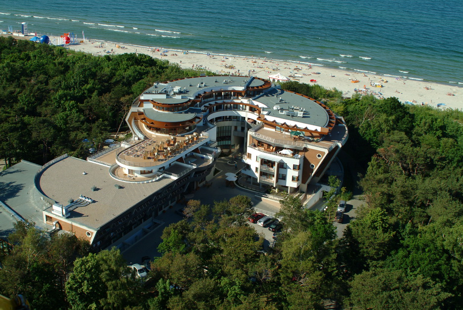 Spa at Baltic coast / © Polish Tourist Organisation