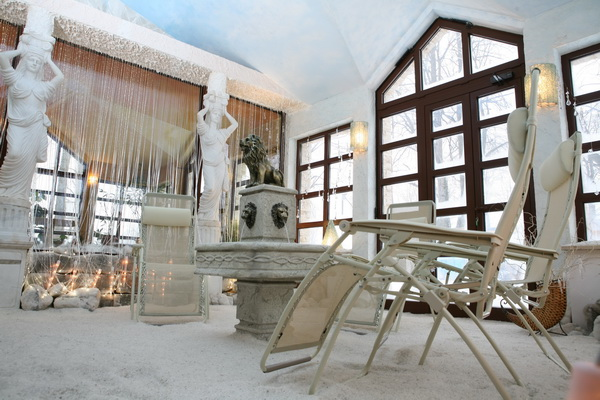 Spa Hotel in Central Poland - Ice Orangery / © Polish Tourist Organisation