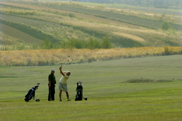 Golf / © Waldemar Sosnowski │Polish Tourist Organisation