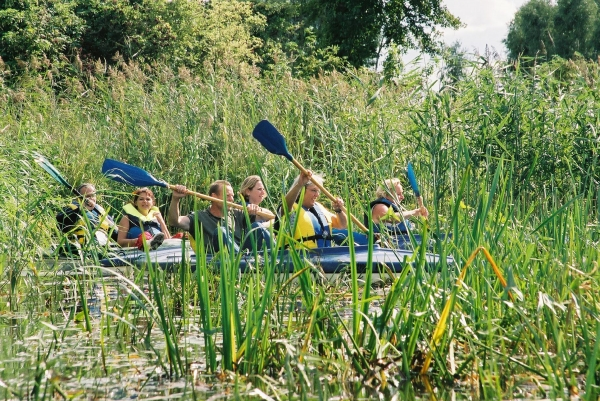 Kayaks / © Polish Tourist Organisation