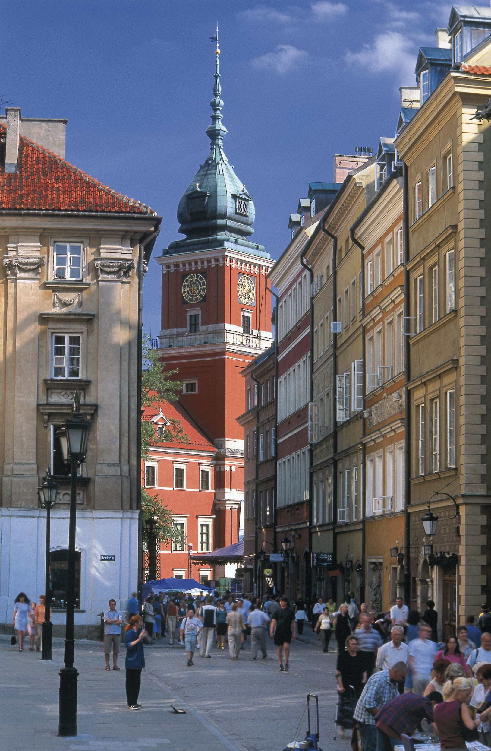 Old Warsaw / © Polish Tourist Organisation