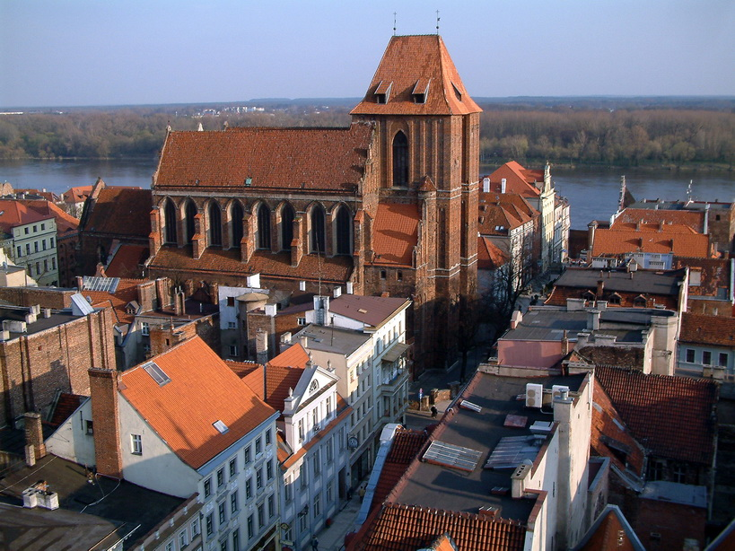 Toruń Old Town / © Polish Tourist Organisation