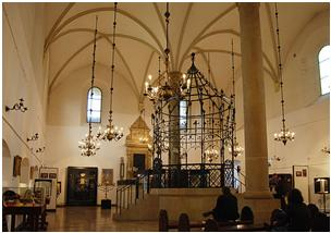 Synagogue in Krakow