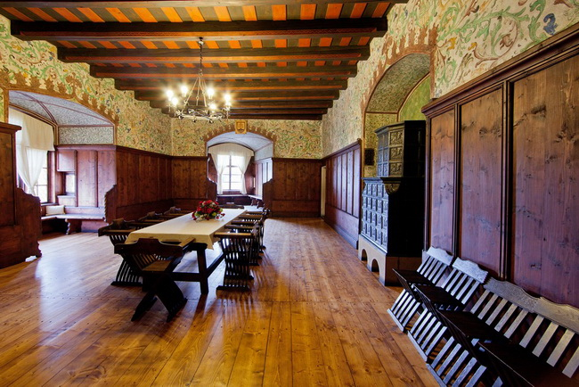 Orava Castle - interior / © Ladislav Struhár │Source: Slovak Tourist Board