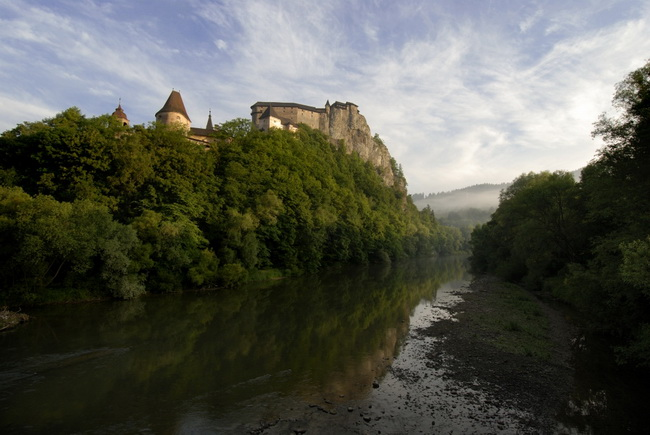 Orava Castle / © Michal Pišný │Source: Slovak Tourist Board