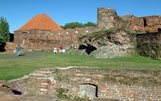 Ruins of the Teutonic Knights' castle in Toruń / © Polish Tourist Organisation