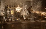 Wieliczka salt mine - chapel / © Polish Tourist Organisation