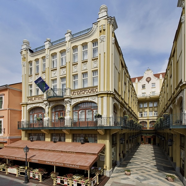 Historic Hotels Hungary