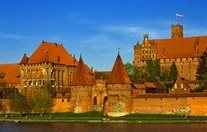 Poland - Castle of the Teutonic Order in Malbork