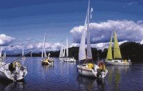 Poland - Sailing in the Mazurian Lake Province