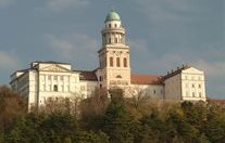 Hungary - Pannonhalma abbey