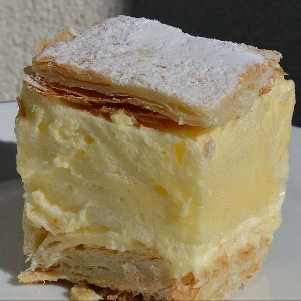 Classic cakes of Hungary