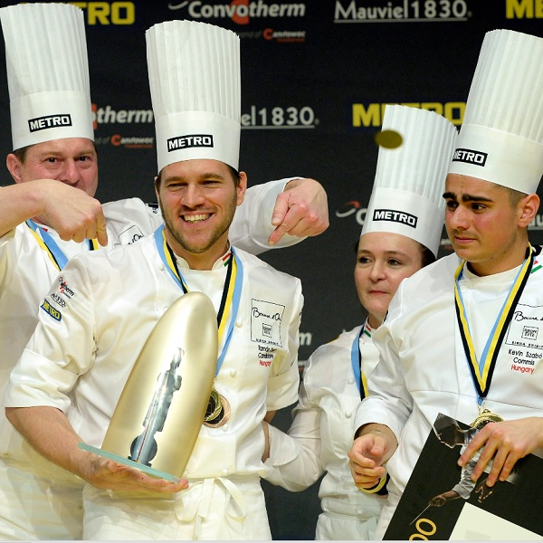 Hungary has won the final of Bocuse d'Or Europe!