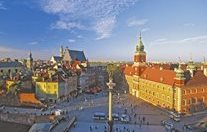Poland - Warsaw - Royal Castle and Old Town