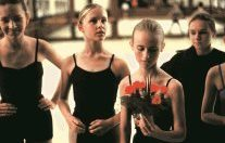 Poland - Students of Warsaw ballet school