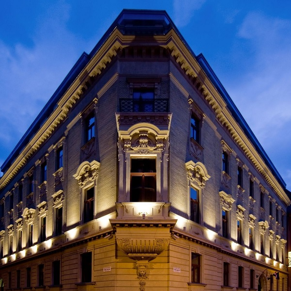 The most beautiful historic hotels of Budapest