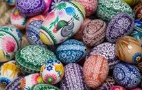 Poland - Handpainted Easter eggs