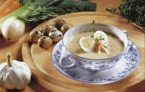 Poland - White borscht soup