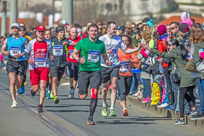 Sportisimo Prague Half Marathon Highlights