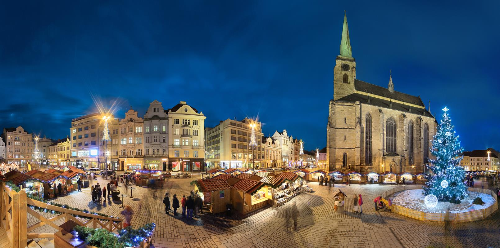 Advent in Czech Cities