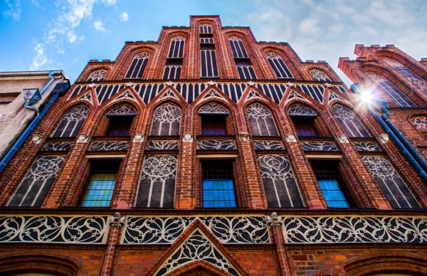 The Living Museum of Gingerbread in Torun
